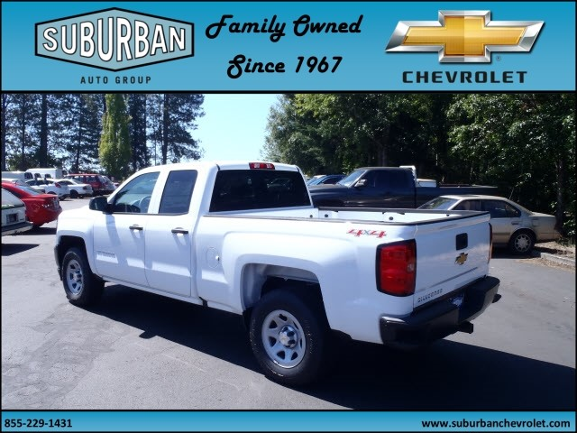 2017 Silverado 1500 Double Cab 4x4, Pickup #T170661 - photo 2