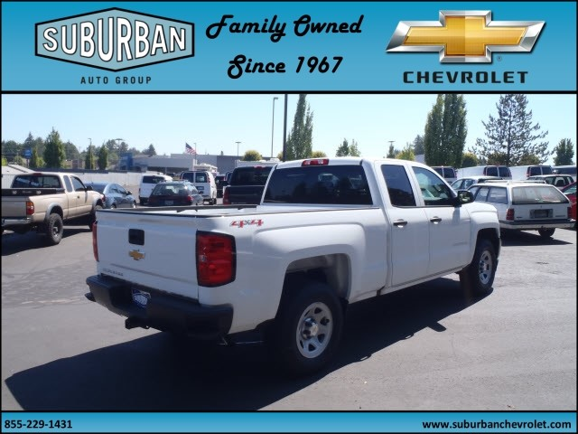 2017 Silverado 1500 Double Cab 4x4, Pickup #T170661 - photo 4
