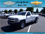 2017 Silverado 1500 Regular Cab 4x4 Pickup #T170689 - photo 1