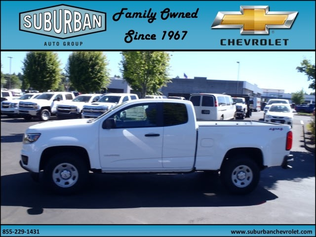 2017 Colorado Double Cab 4x4, Pickup #T170700 - photo 3