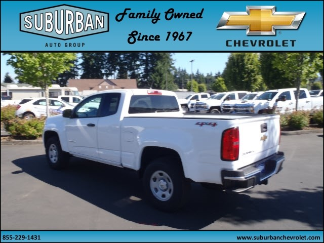 2017 Colorado Double Cab 4x4, Pickup #T170700 - photo 2