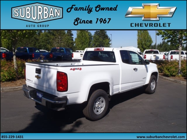 2017 Colorado Double Cab 4x4, Pickup #T170700 - photo 4