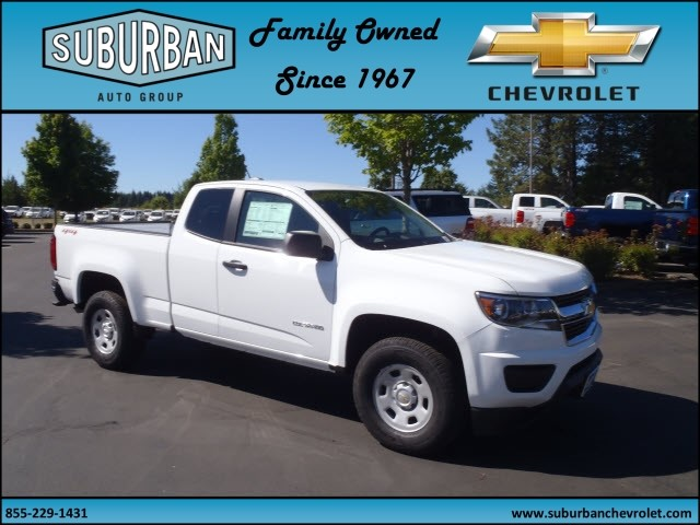 2017 Colorado Double Cab 4x4, Pickup #T170700 - photo 6