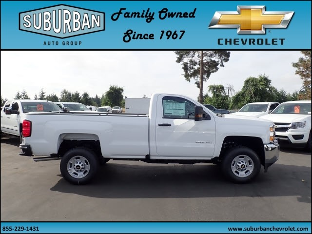 2017 Silverado 2500 Regular Cab, Pickup #T170735 - photo 5