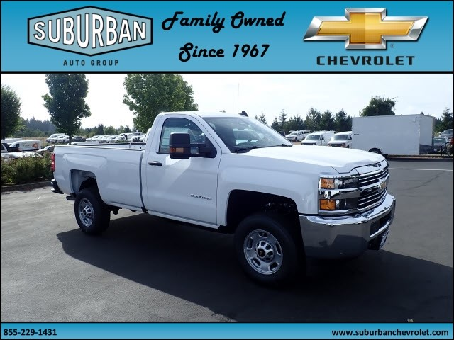 2017 Silverado 2500 Regular Cab, Pickup #T170735 - photo 6