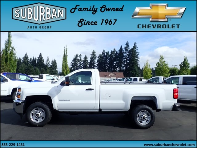 2017 Silverado 2500 Regular Cab, Pickup #T170735 - photo 3