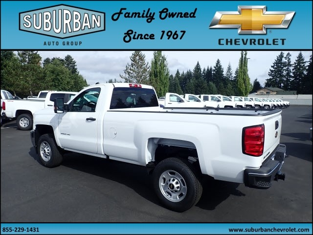 2017 Silverado 2500 Regular Cab, Pickup #T170735 - photo 2