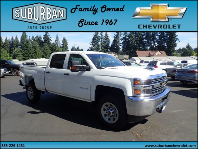 2017 Silverado 2500 Crew Cab 4x4 Pickup #T170769 - photo 6