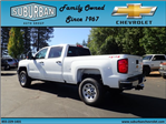 2017 Silverado 2500 Crew Cab 4x4 Pickup #T170769 - photo 1
