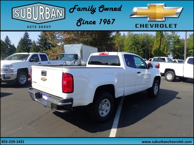 2017 Colorado Double Cab Pickup #T170786 - photo 4
