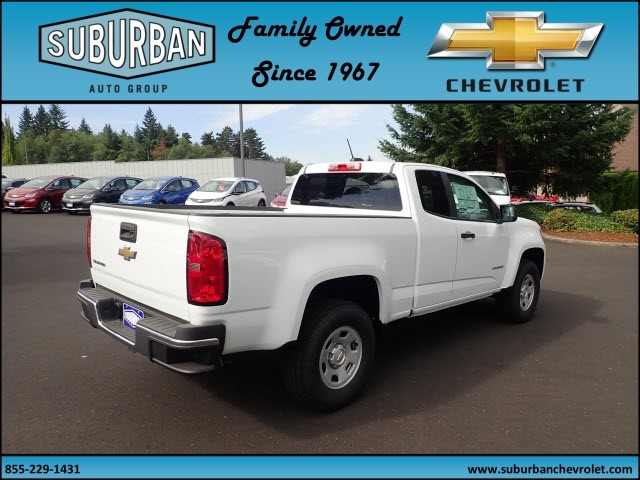 2017 Colorado Double Cab Pickup #T170792 - photo 4