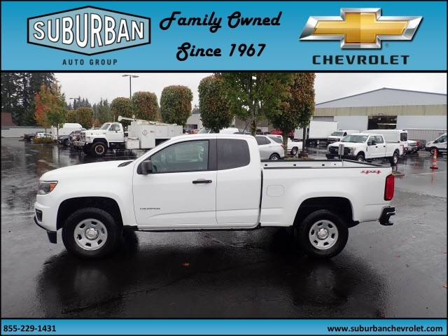2017 Colorado Double Cab 4x4 Pickup #T170862 - photo 3