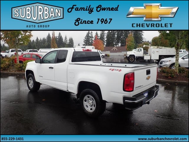 2017 Colorado Double Cab 4x4 Pickup #T170862 - photo 2