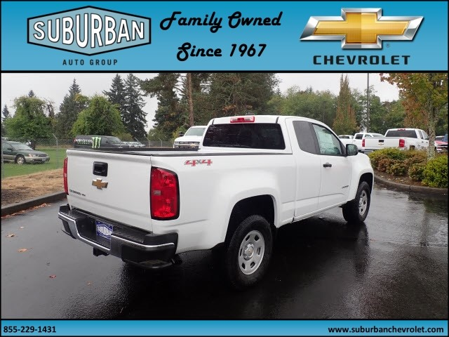 2017 Colorado Double Cab 4x4 Pickup #T170862 - photo 4