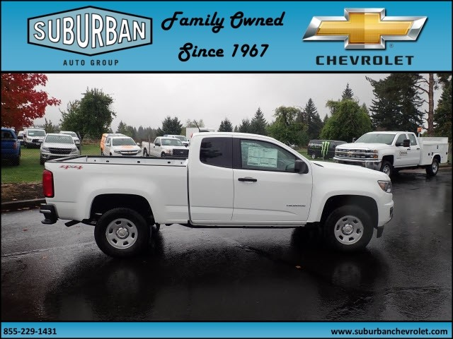 2017 Colorado Double Cab 4x4 Pickup #T170862 - photo 5