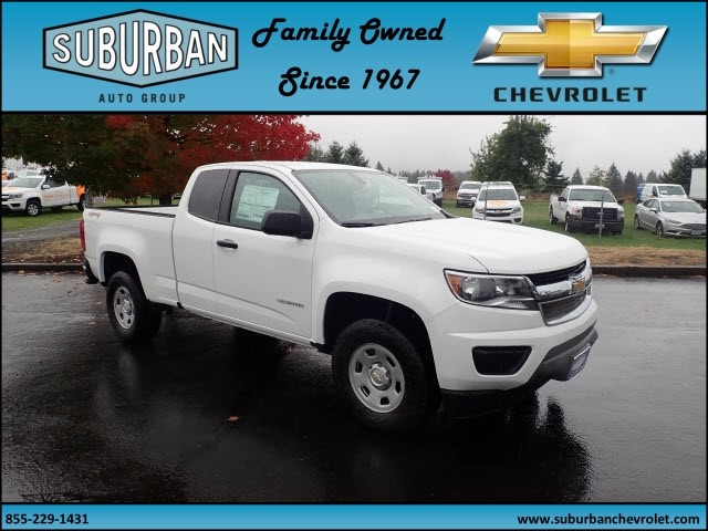 2017 Colorado Double Cab 4x4 Pickup #T170862 - photo 6