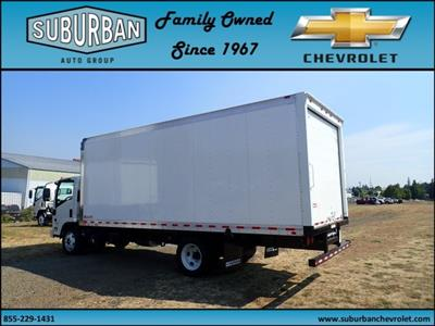 2017 LCF 4500XD Regular Cab 4x2,  Morgan Aluminum Dry Freight #T170977 - photo 2