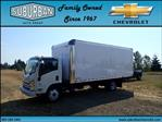 2017 LCF 4500XD Regular Cab 4x2,  Morgan Aluminum Dry Freight #T170977 - photo 1