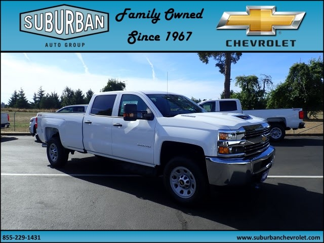 2018 Silverado 3500 Crew Cab 4x4 Pickup #T180040 - photo 6