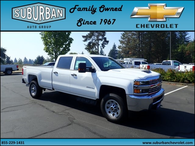 2018 Silverado 2500 Crew Cab 4x4 Pickup #T180055 - photo 6
