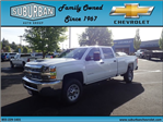 2018 Silverado 2500 Crew Cab 4x4, Pickup #T180056 - photo 1