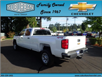 2018 Silverado 2500 Crew Cab 4x4 Pickup #T180056 - photo 1