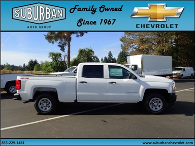 2018 Silverado 1500 Crew Cab 4x4 Pickup #T180059 - photo 5