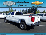 2018 Silverado 2500 Crew Cab 4x4 Pickup #T180069 - photo 2