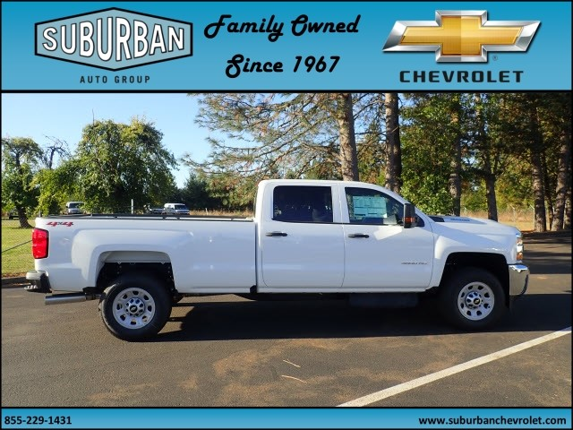 2018 Silverado 3500 Crew Cab 4x4 Pickup #T180089 - photo 5