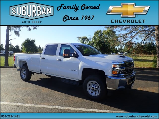 2018 Silverado 3500 Crew Cab 4x4 Pickup #T180089 - photo 6