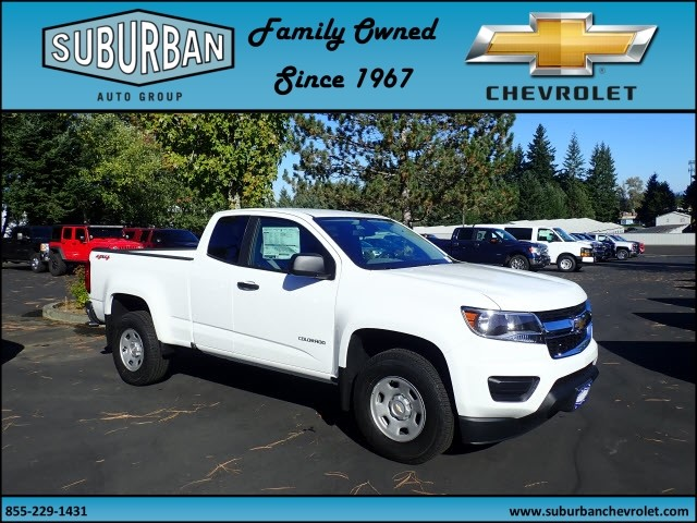 2018 Colorado Extended Cab 4x4, Pickup #T180099 - photo 6