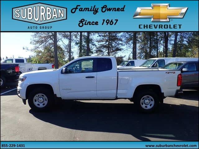 2018 Colorado Extended Cab 4x4 Pickup #T180099 - photo 3