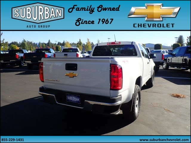2018 Colorado Extended Cab 4x4 Pickup #T180099 - photo 4