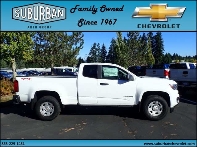 2018 Colorado Extended Cab 4x4 Pickup #T180099 - photo 5