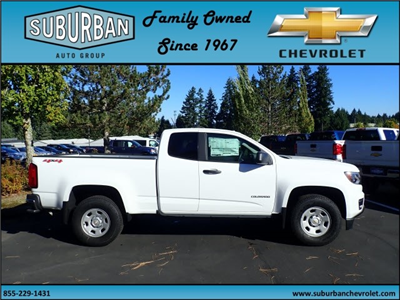 2018 Colorado Extended Cab 4x4, Pickup #T180099 - photo 5