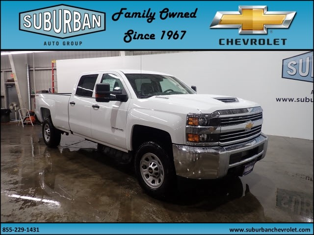 2018 Silverado 2500 Crew Cab 4x4 Pickup #T180187 - photo 6