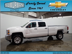 2018 Silverado 2500 Crew Cab 4x4 Pickup #T180187 - photo 1