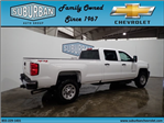 2018 Silverado 2500 Crew Cab 4x4, Pickup #T180193 - photo 4