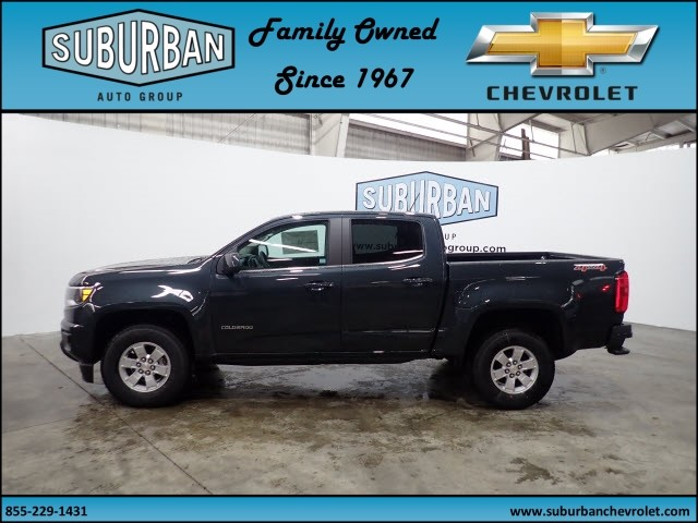 2018 Colorado Crew Cab 4x4, Pickup #T180203 - photo 3