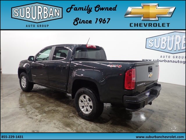 2018 Colorado Crew Cab 4x4, Pickup #T180203 - photo 2