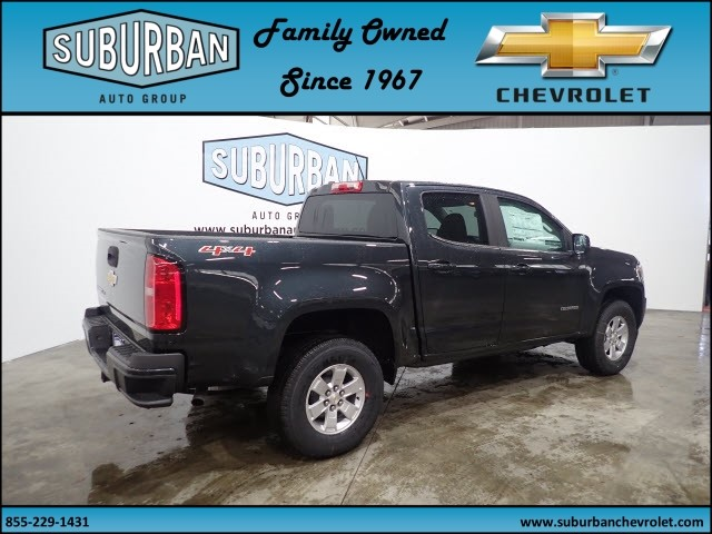 2018 Colorado Crew Cab 4x4, Pickup #T180203 - photo 4