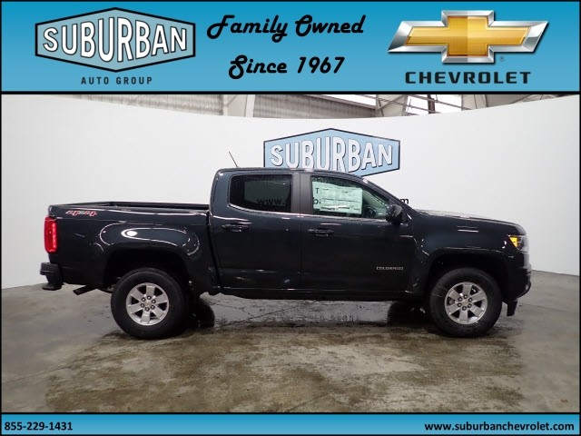 2018 Colorado Crew Cab 4x4, Pickup #T180203 - photo 5