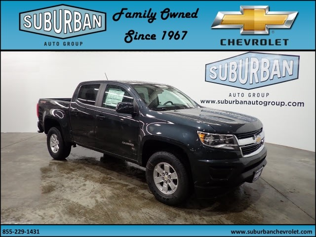 2018 Colorado Crew Cab 4x4, Pickup #T180203 - photo 6