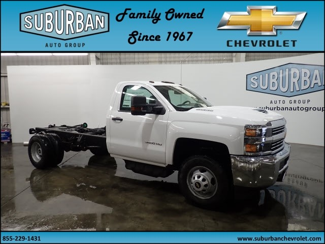 2018 Silverado 3500 Regular Cab 4x4 Cab Chassis #T180217 - photo 6