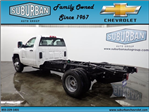 2018 Silverado 3500 Regular Cab 4x4 Cab Chassis #T180217 - photo 1