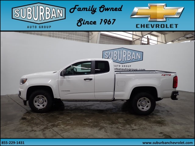 2018 Colorado Extended Cab 4x4 Pickup #T180218 - photo 3