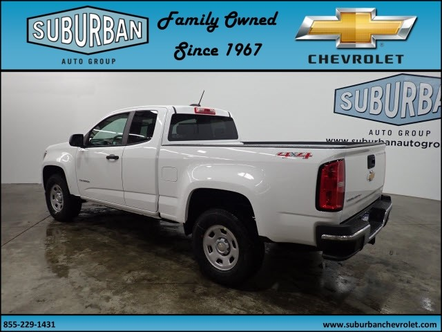 2018 Colorado Extended Cab 4x4 Pickup #T180218 - photo 2