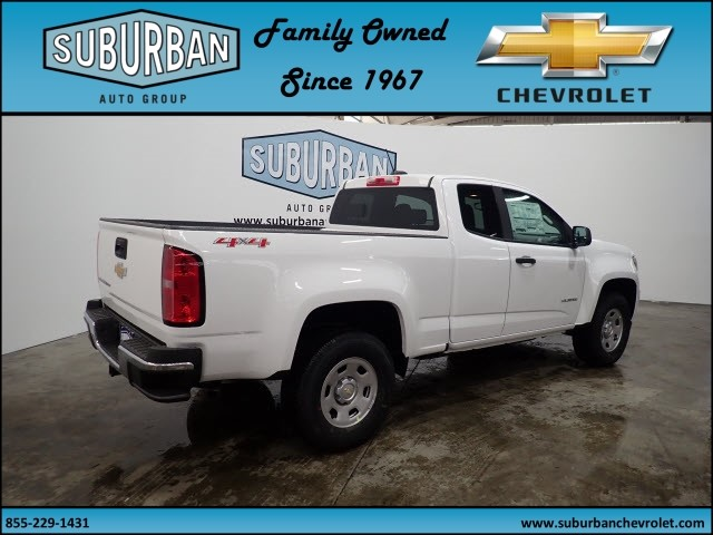 2018 Colorado Extended Cab 4x4 Pickup #T180218 - photo 4