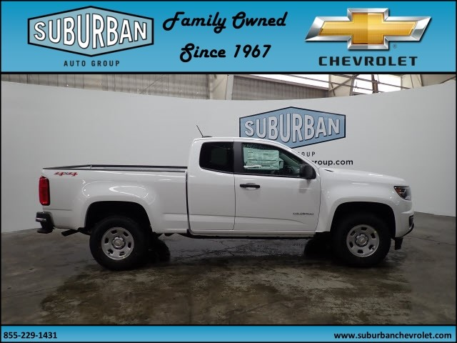 2018 Colorado Extended Cab 4x4 Pickup #T180218 - photo 5