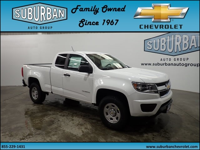 2018 Colorado Extended Cab 4x4 Pickup #T180218 - photo 6